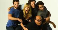 Los colgados de 'It's Always Sunny in Philadelphia' renuevan hasta 2017