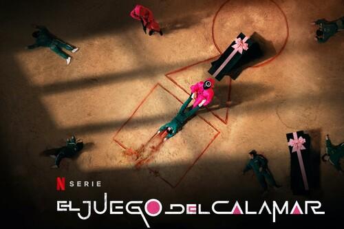 Las camisetas y sudaderas de 'El juego del calamar', la serie que arrasa en Netflix, ya disponibles hoy en Zavvi