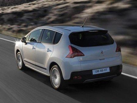 El Peugeot 3008 HYbrid4 mejora sus consumos