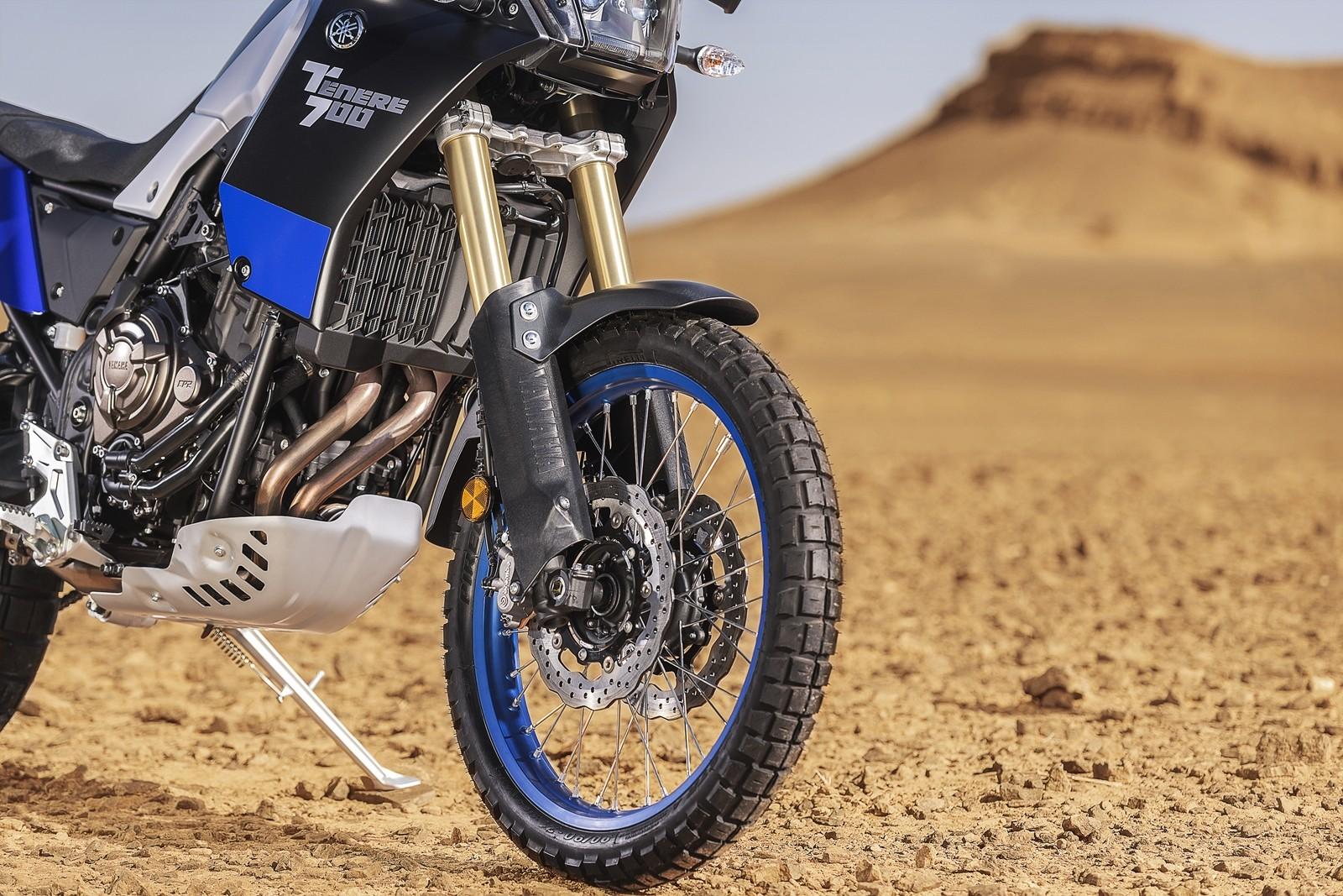 Foto de Yamaha XTZ700 Ténéré 2019 (17/39)