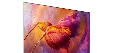 ¿Qué fue de las curvas? Samsung apuesta en Europa por las pantallas planas con la serie Q8F