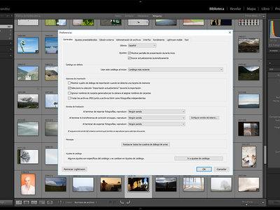 Cómo importar correctamente nuestras fotografías en Adobe Lightroom