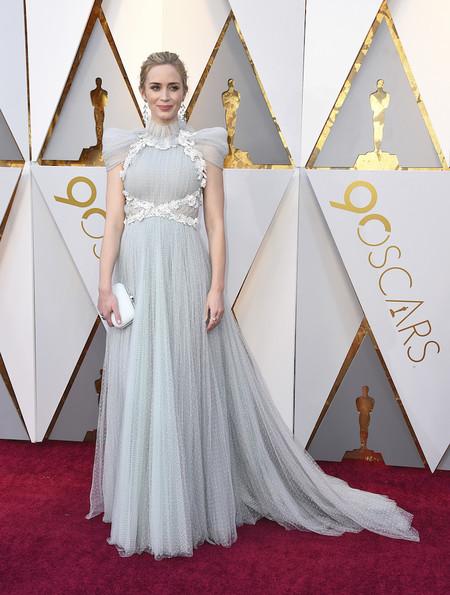 Emily Blunt Oscar 2018