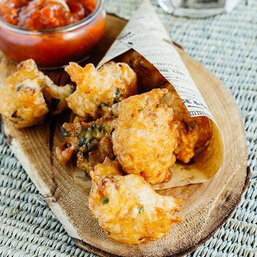 Cómo hacer acras de pescado, la especialidad gastronómica de la isla caribeña de Guadalupe