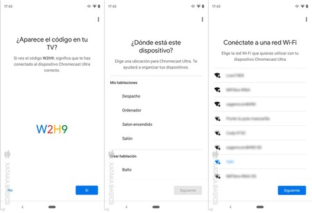 Google Chromecast Cambiar Wifi 3