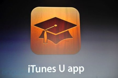 iTunes U App, la herramienta para que los profesores dirijan las asignaturas y clases desde su iPad