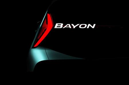 Hyundai Bayon Teaser Del Suv Mas Barato De Hyundai