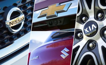 Ford, GM, Nissan y VW caen mientras KIA, Hyundai y Suzuki crecen: ¿Qué sucede en México?
