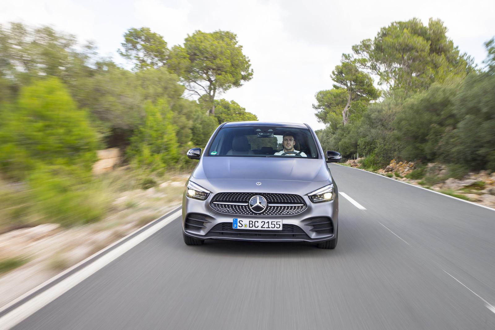 Foto de Mercedes-Benz Clase B 2019 (91/157)
