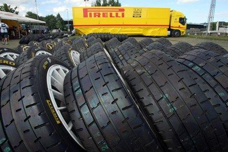 La FIA quiere un solo juego de neumáticos por rally