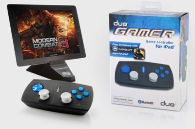 Amazon tira por los suelos el precio del Duo Gamer de Gameloft adelantándose al aluvión de mandos compatibles para iOS