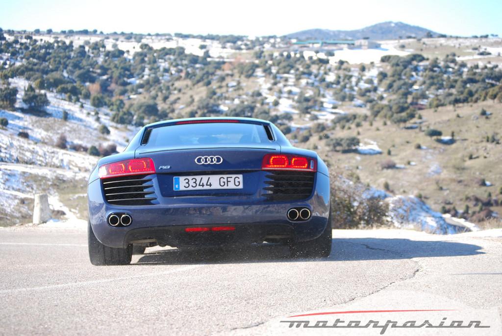 Foto de Audi R8 4.2 FSI R tronic (prueba) (20/50)