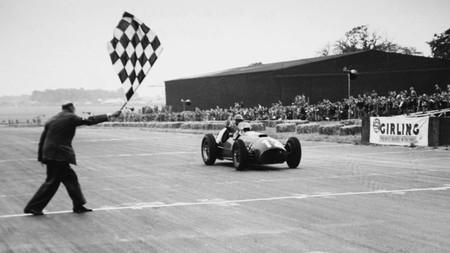 Gonzalez Silverstone F1 1951