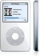 Apple cambiará iPod de quinta generación sin preguntar