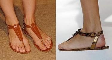 Sandalias romanas: la mejor opción para el verano