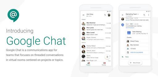 Gmail para Android-OS no sólo integrará las videoconferencias de Meet, tambien dispondra chat de texto