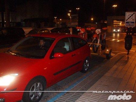 Marruecos 2011; Comienza nuestra aventura