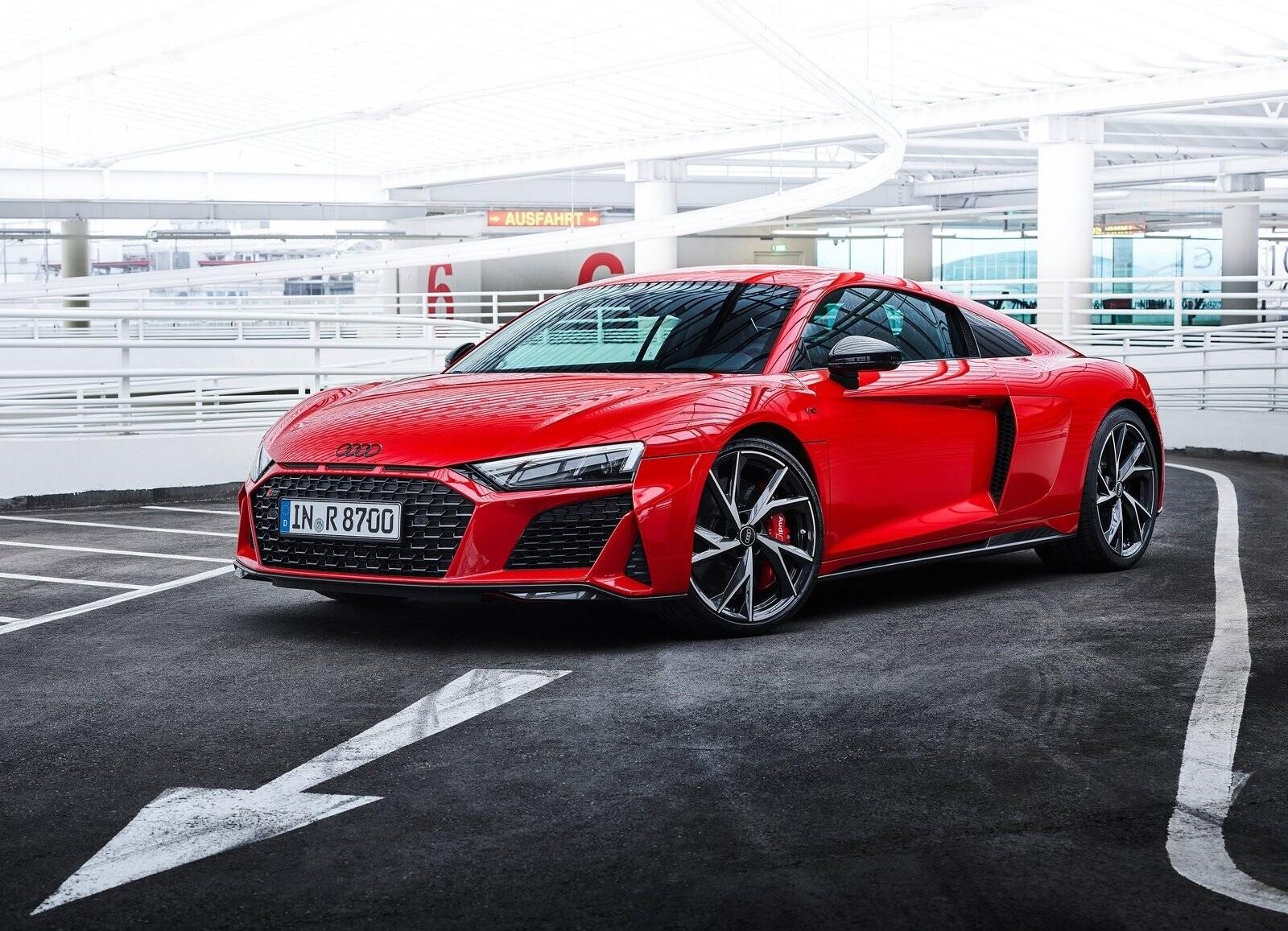 Foto de Audi R8 V10 Performance RWD (1/21)
