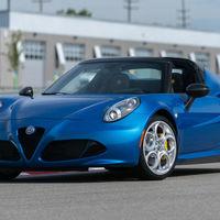 Alfa Romeo desvela el 4C Spider Italia en Chicago: 15 exclusivas unidades para Norteamérica