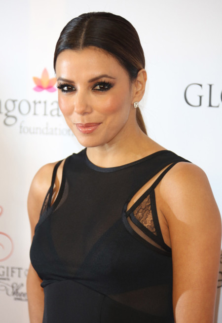 Eva Longoria (y Twitter) humanizan a Victoria Beckham en la Global Gift Gala