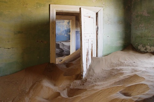 La insólita belleza de un lugar abandonado es la sorpresa más increíble que nos hemos encontrado en Instagram