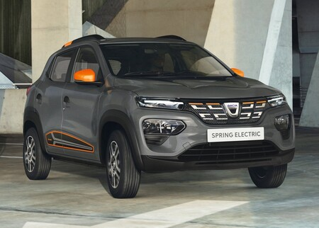 Dacia Spring Electric Renault Kwid electrico mexico