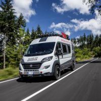 Fiat Ducato 4x4 Expedition: la furgoneta aventurera que quería ser autocaravana
