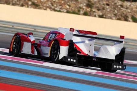 Toyota LMP1 TS030