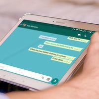 WhatsApp para tablets Android: vuelven los rumores de una aplicación oficial para tablets