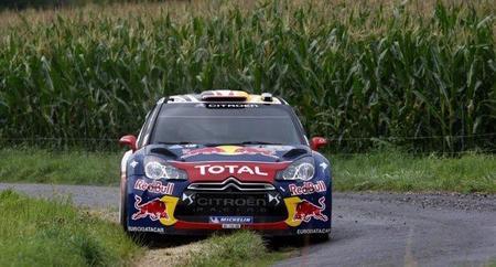 Rally de Alemania 2011: un pinchazo de Sébastien Loeb deja sentenciada la lucha por la victoria