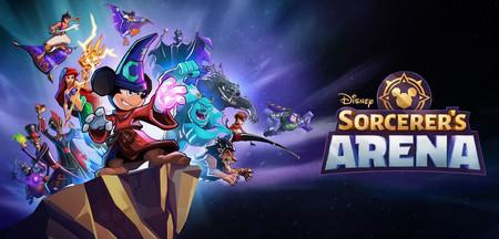Disney Sorcerer Arena