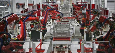 Tesla abre una segunda linea de producción en su fábrica