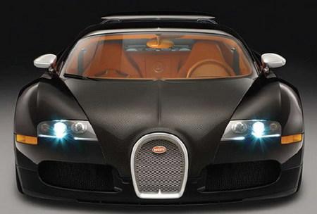 Bugatti Veyron Sang Noir, otra edición limitada del Veyron