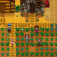 El esperado modo multijugador de Stardew Valley por fin se estrenará en PC en agosto