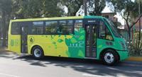 Autobuses en el DF contarán con internet gratuito