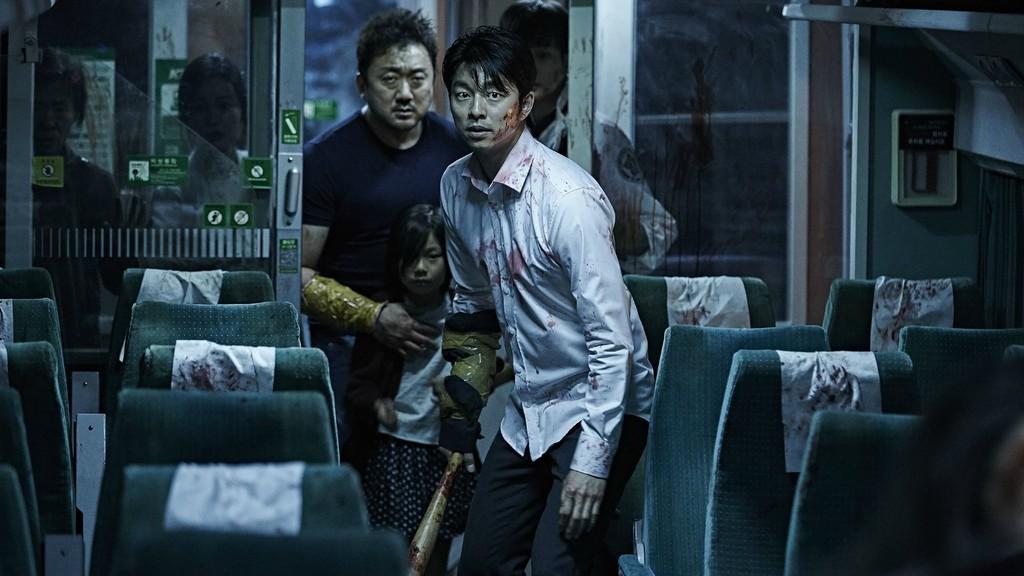 Escena Train To Busan