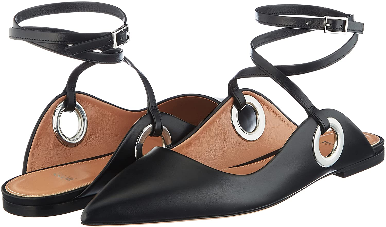 BOSS Olivia Ballerina-c, Zapatos Tipo Ballet Mujer