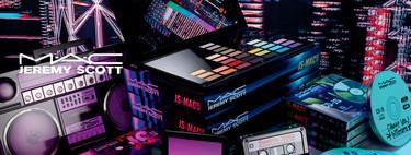 MAC x Jeremy Scott: la primera colaboración de 2018 viene cargadita de pop noventero