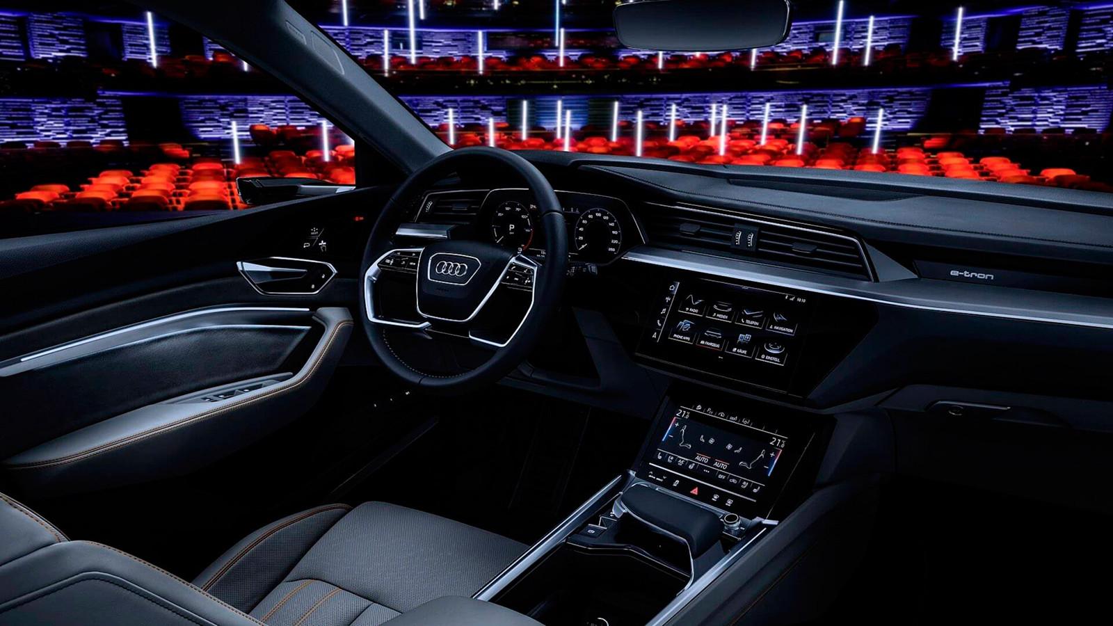 Foto de El habitáculo del Audi e-tron, al descubierto (7/19)