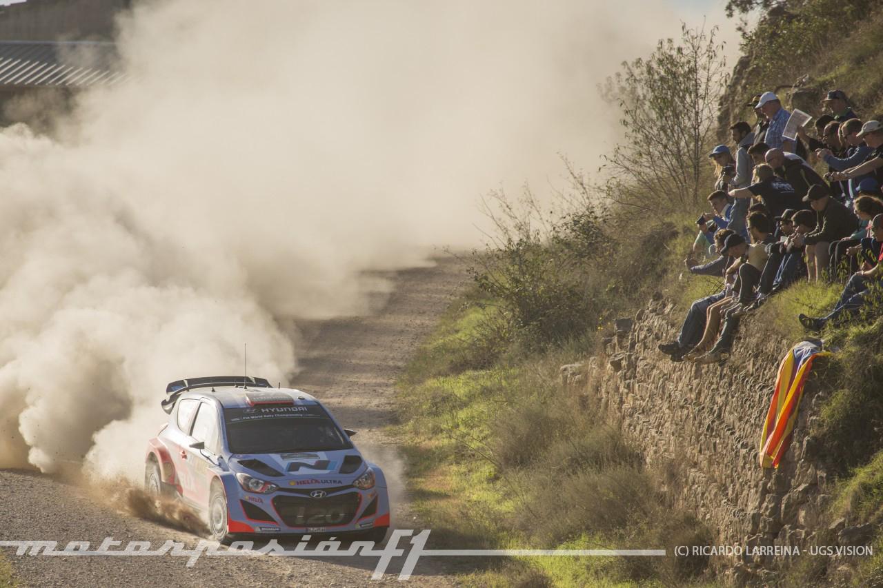 Foto de WRC - Rally de Catalunya 2014 (267/370)