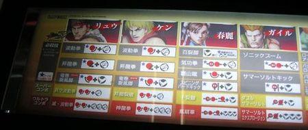Lista de movimientos de los personajes del 'Street Fighter IV'