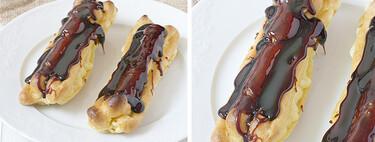 Palos de crema y caramelo, receta tradicional para la sobremesa