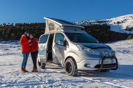 Nissan E Nv200 Winter Camper 004
