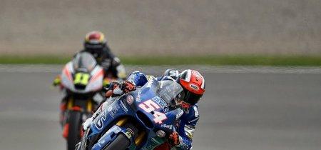 Mattia Pasini vence por una milésima el duelo por la pole con Franco Mobidelli en Austria
