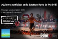 ¿Quieres participar en la Spartan Race de Madrid? Gana tu inscripción con Sony Xperia Z3 y Vitónica