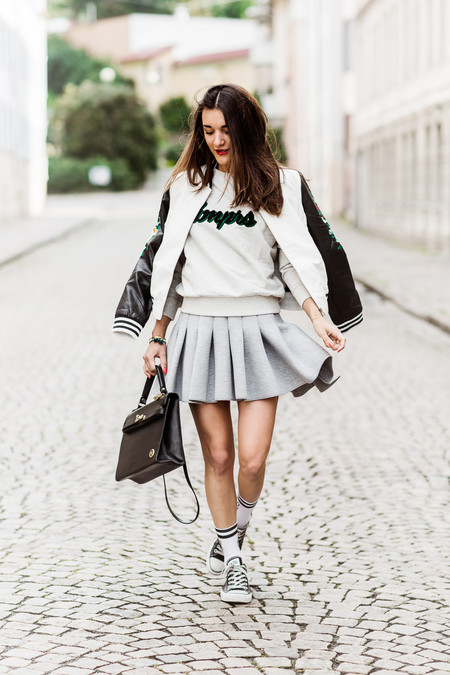 looks vuelta al instituto
