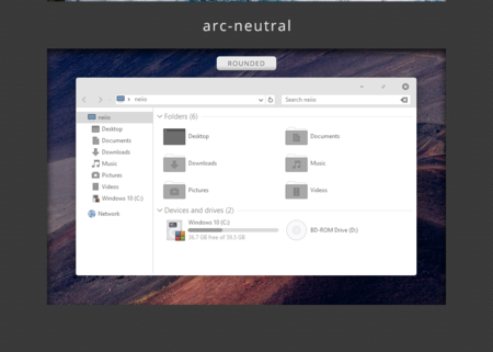 Arc Neutral By Neiio Da8xtmq