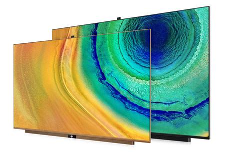 Huawei Smart Screen V65 y Huawei Smart Screen V75: estos son los televisores con los que Huawei quiere entrar en nuestras casas