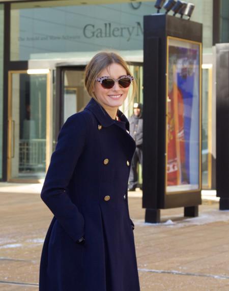 Las famosas también desfilan en la Semana de la Moda de Nueva York