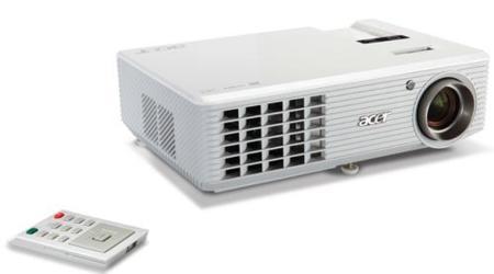 Acer pone en el mercado dos proyectores 3D compatibles con GeForce 3D Vision